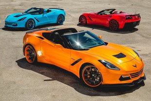 Actualit� Forgiato Wheels �largit la Chevrolet Corvette C7