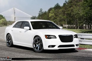 Chrysler 300C en SRT8