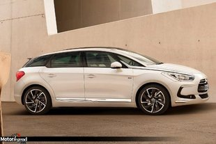 Citroën DS5 : Car Design of the Year