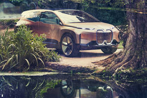 Concept BMW Vision iNEXT