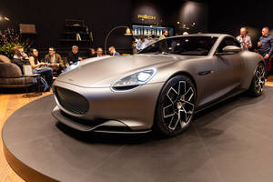 Genève : Piëch Automotive Mark Zero