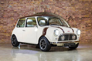 David Brown Automotive dévoile sa Mini Remastered
