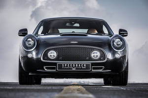 DBA Speedback Silverstone Edition