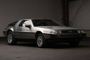 DeLorean va relancer la DMC-12
