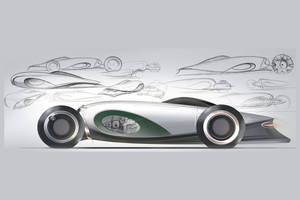 Design: Bentley se projette en 2050