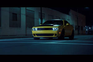 Pennzoil s'offre la Dodge SRT Demon