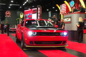 Mecum : la Demon brille à Louisville