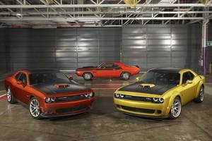 Challenger 50th Anniversary Edition