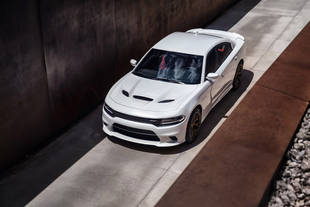 Dodge Charger Hellcat : 717 chevaux