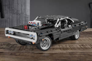 La Dodge Charge de Fast & Furious arrive chez Lego