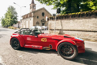 Donkervoort D8 GTO Mille Miglia Edition