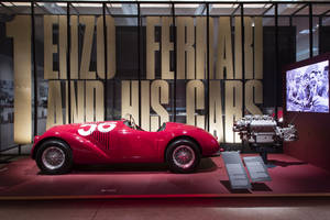 Exposition : Ferrari Under the Skin