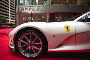 Ferrari inaugure un Tailor Made Center à New-York