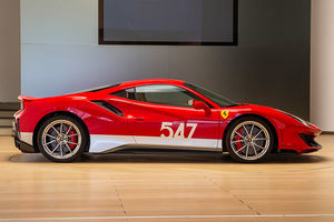 Bespoke : Ferrari 488 Pista Tailor Made