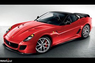 Actualit� Ferrari 599 : un kit a�ro fa�on 599XX
