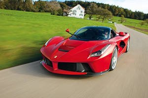 LaFerrari : bientôt une version Spider ?