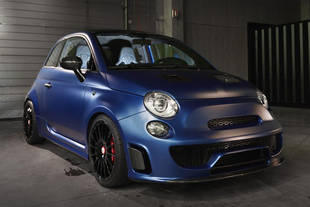 Fiat 500 Abarth par Pogea Racing