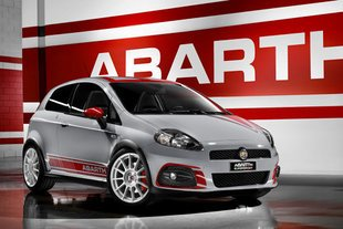 Punto Abarth SuperSport