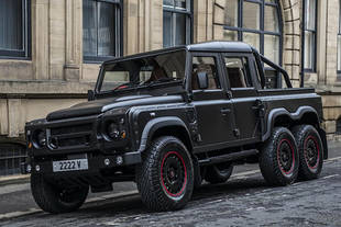 Flying Huntsman 110 6x6 Defender Double Cab Pick-up