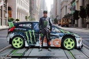 Ken Block à l'assaut de San Francisco