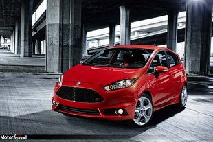 La Ford Fiesta ST entre en production