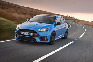 La Ford Focus RS Pack Performance élue Sportive de l'Année 2017