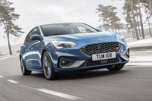 Nouvelle Ford Focus ST : 280 ch pour la version essence