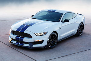 Les modèles Shelby GT350 quittent le catalogue de Ford