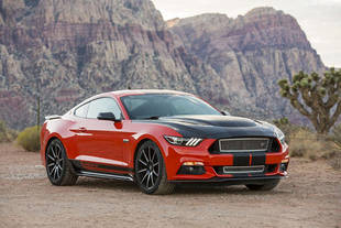 Ford Mustang EcoBoost par Shelby American