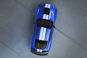 Ford Mustang Shelby GT500 : nouvelle image