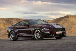 Ford Mustang Shelby Super Snake 2018