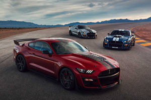 Nouvelle Ford Mustang Shelby GT500
