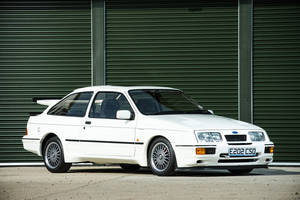 Silverstone Auctions : Ford Sierra Cosworth RS500
