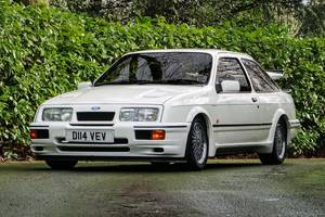 Silverstone Auctions : prototype Ford Sierra RS500 1987