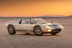 RM Sotheby's : 4 Ford GT à Monterey