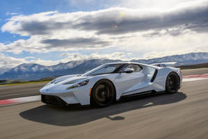 Ford GT : nouvelle version en vue ?