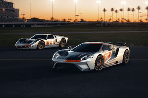 Ford GT Heritage Edition Daytona 66