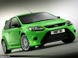 Future Ford Focus RS : 330 ch ?
