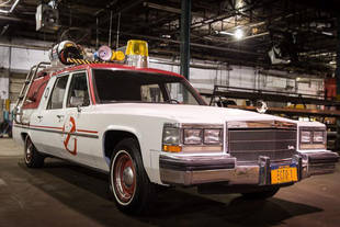 Ghosbusters 3 : Ecto-1 dévoilée
