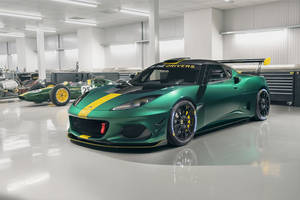 Copieux programme pour Lotus à Goodwood