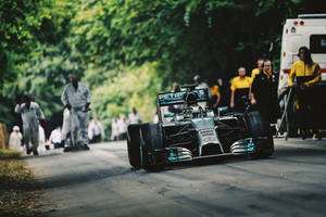 Goodwood : le programme de Mercedes