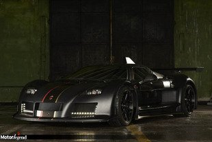 Gumpert Apollo Enraged et R