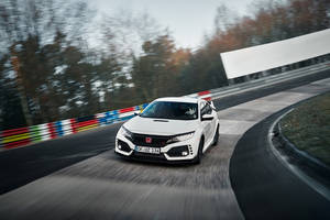 La Honda Civic Type R 2017 nouvelle reine du Ring