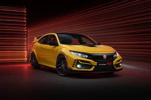 Nouvelle Honda Civic Type R Limited Edition