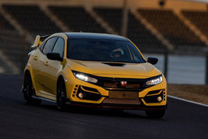 Record : la Honda Civic Type R Limited Edition s'illustre à Suzuka