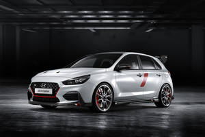 Show car Hyundai i30 N « N Option »