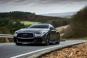 Infiniti Q60 Project Black S : vers la production ?