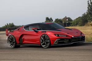 Italdesign Zerouno : sold-out