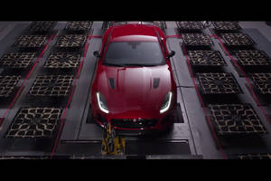 Jaguar F-Type SVR : The Art of Sound