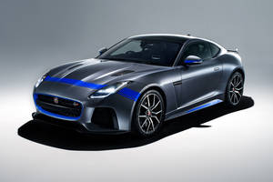 Jaguar F-Type SVR : Graphic Pack